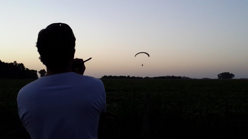 Guia al aterrizaje