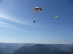 Paragliding Argentina