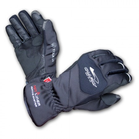 Guantes Charly Touch Leather Image