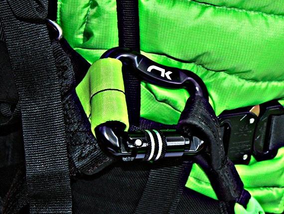 Mosqueton automatico 40 mm Niviuk Image
