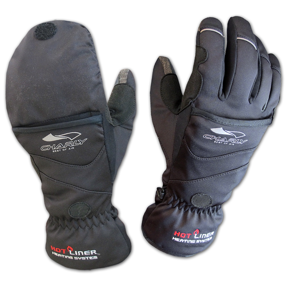 Guantes Charly Touch COMBI Image